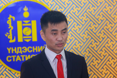2019 оны тавдугаар сарын 15. Монгол Улсын нийгэм, эдийн засгийн статистик мэдээг танилцууллаа.ГЭРЭЛ ЗУРГИЙГ Э.ОНОНГОО/MPA