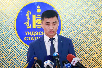 2019 дөрөвдүгээр сарын 15.Монгол Улсын нийгэм, эдийн засгийн 2019 оны эхний 3 сарын статистик мэдээг танилцууллаа .ГЭРЭЛ ЗУРГИЙГ Г.ӨНӨБОЛД /МРА