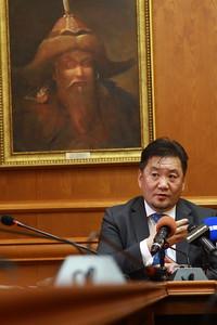 2019 оны аравдугаар сарын 16. Монгол Улсыг Саарал жагсаалтад оруулах эсэх талаар ФАТФ-ын Парис хотод болж буй хурлаараа хэлэлцсэн билээ.Тэгвэл яг энэ асуудлаар Монголбанкны Дэд ерөнхийлөгч Б.Лхагвасүрэн мэдээлэл хийлээ. ГЭРЭЛ ЗУРГИЙГ Г.БАЗАРРАГЧАА/MPA