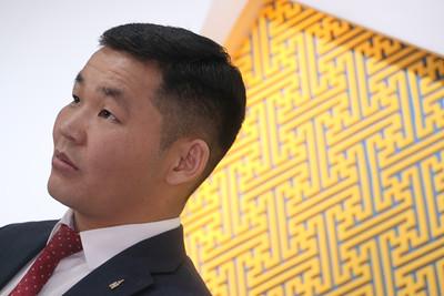 2018 оны арванхоёрдугаар сарын 12.  Үндэсний статистикийн газраас с Монгол Улсын нийгэм, эдийн засгийн 2018 оны эхний аравдугаар сарын байдлын талаар хэвлэлийн бага хурал хийлээ.ГЭРЭЛ ЗУРГИЙГ Г.БАЗАРРАГЧАА
