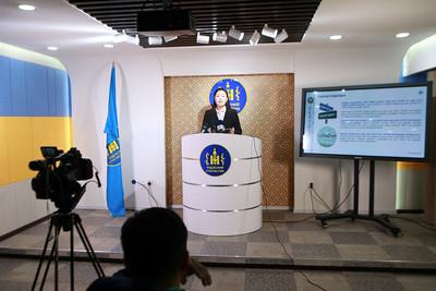 2019 оны арванхоёрдугаар  сарын 12.  ҮСХ-ноос Монгол Улсын нийгэм, эдийн засгийн 2019 оны 11 сарын статистик мэдээллийг танилцууллаа. ГЭРЭЛ ЗУРГИЙГ Г.ӨНӨБОЛД/МРА