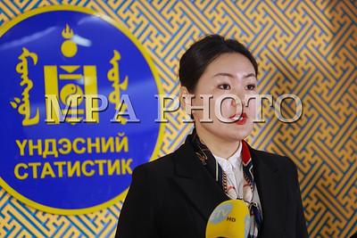 2019 есдүгээр сарын 12. Монгол Улсын нийгэм, эдийн засгийн 2019 оны эхний найман сарын статистик мэдээллийг танилцууллаа. ГЭРЭЛ ЗУРГИЙГ Г.ӨНӨБОЛД /МРА