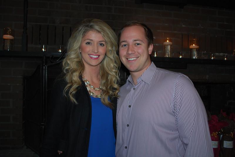 Corie and Jordan Greer