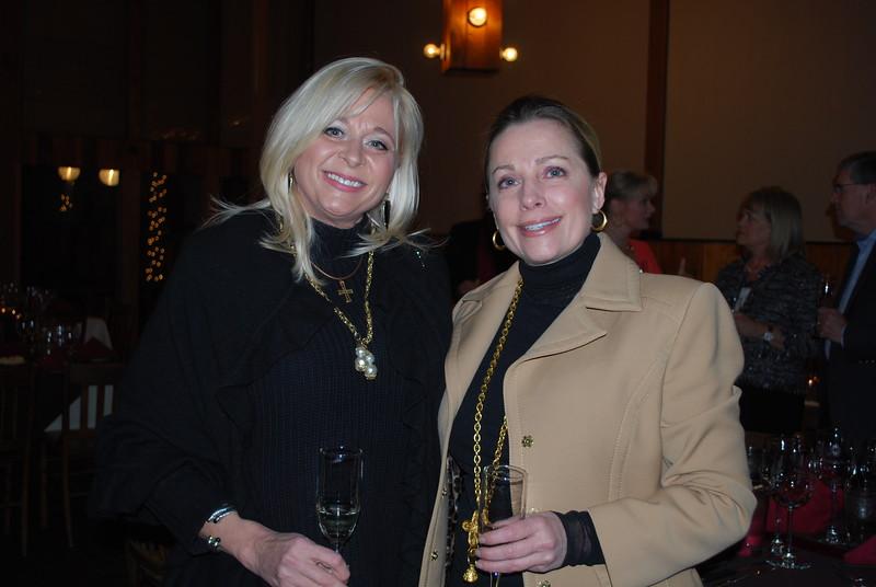 Sheri Rothwell and Cynthia McClanahan