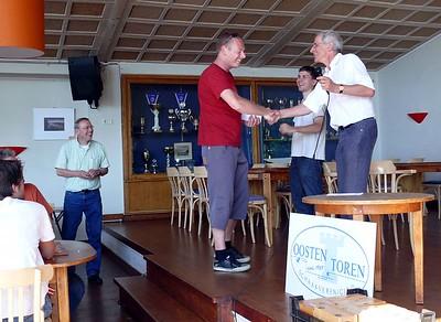 derde plaats : Theo Gosman