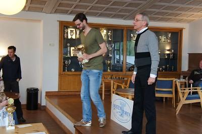Tex de Wit - winnaar Oosten Toren Open 2013!