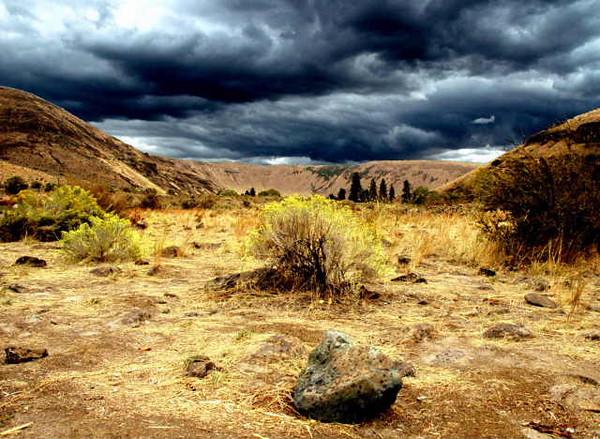Umptanum<br /> Yakima River Canyon, Washington<br /> <br /> 02-016