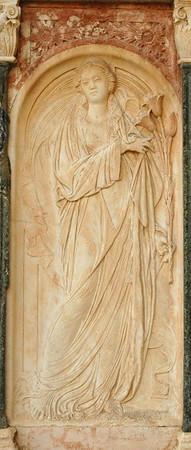 Bas relief #5<br /> Perugia, Italy<br /> <br /> 04-011