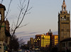 Country Club Plaza, sunset<br /> Kansas City<br /> <br /> 02-26