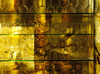 Glass in amber<br /> <br /> 02-215