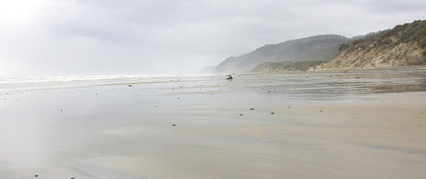 Serenity<br /> The Oregon Coast<br /> Florence, Oregon<br /> <br /> 03-053b