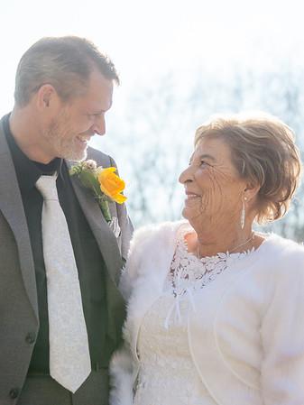 2018-02-23 Huwelijk Victor & Cisca