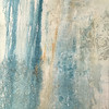 """""""The Waterfall"""" (acrilic, mixed media on canvas) by Irina Nuzhdina"""