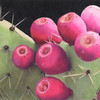 """""""The Fruits of our Labor"""" (colored pencil) by Robin Manelis"""