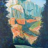 """Road to Sedona"" (acrylic) by Joy Parks Coats"