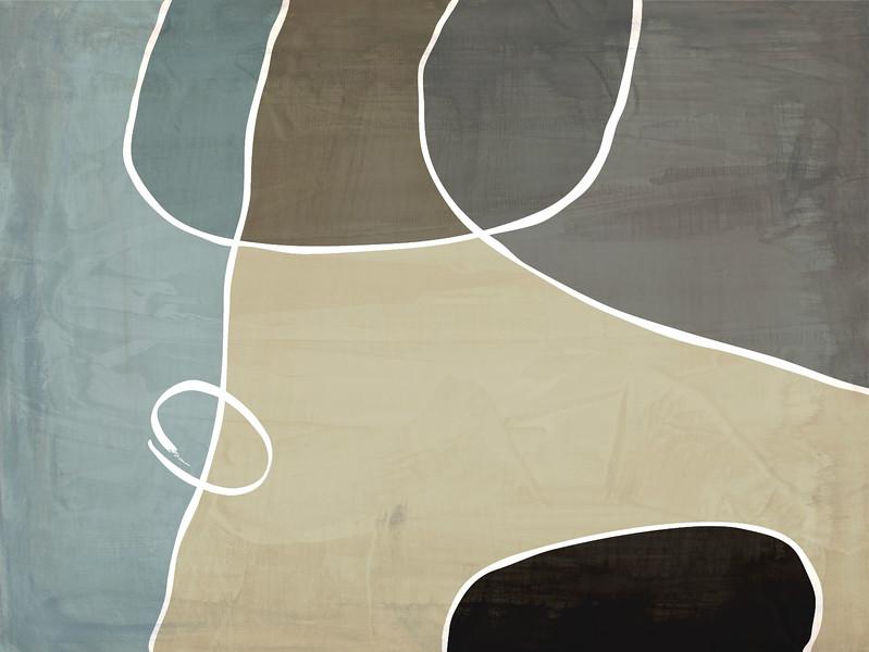 """Squirrley"" (mixed media, digital) by Michelle Woitzel"
