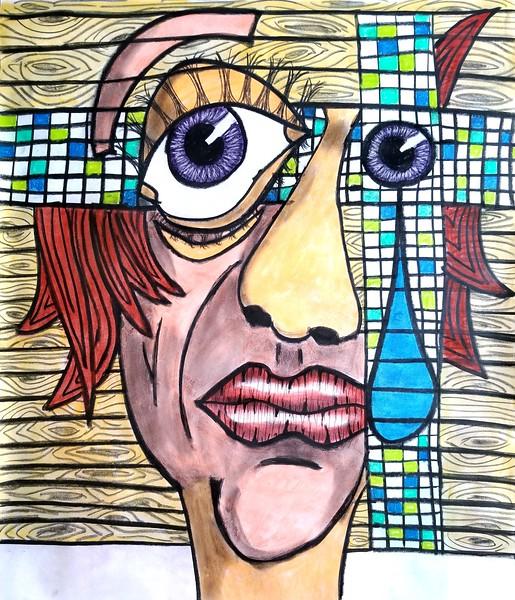 """Italiac"" (pastel) by William Erickson"