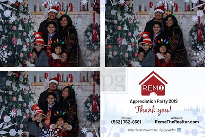 Remo's Client Appreciation & Christmas Party 2019