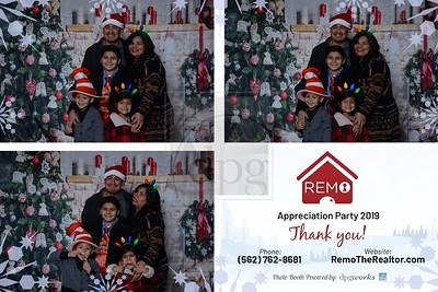 Remo's Client Appreciation & Christmas Party 2019