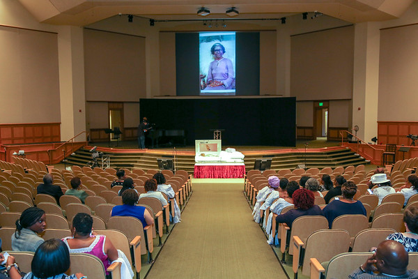Open Casket Images - Funeral Service for Mrs. Jestina Summons Gibson