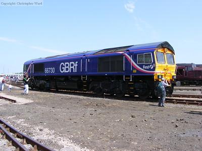 GBRf no. 66730