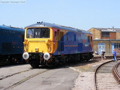 73109 the SWT thunderbird
