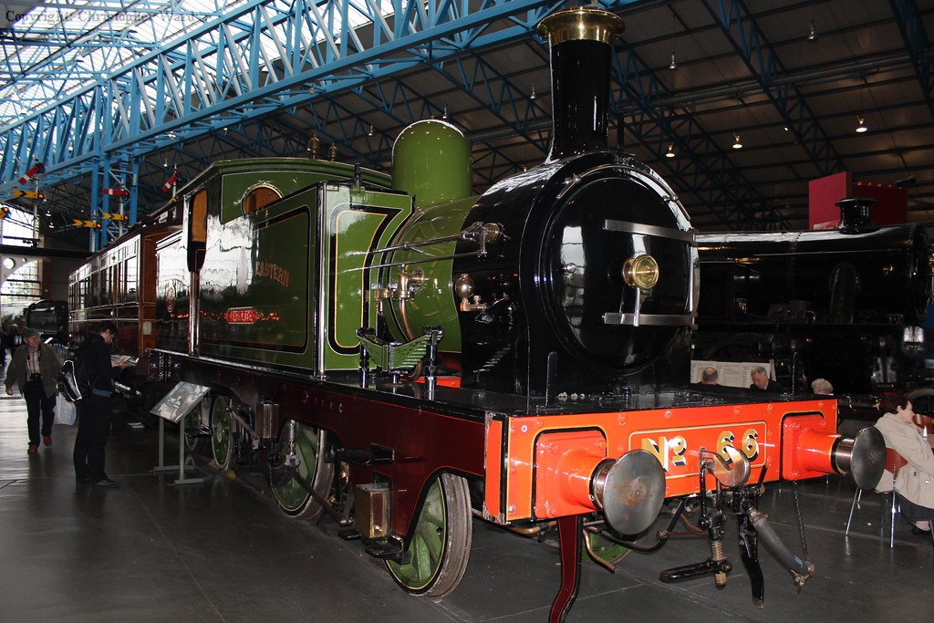 In the absence of Mallard, Aerolite takes pride of place in the Great Hall