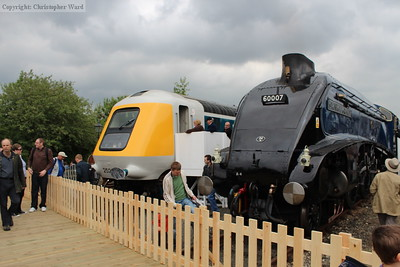 The similarity of styles of the prototype HST and the A4