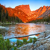 """Dream Lake Sunrise'"