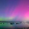 Northern Lights at Barnstable Harbor