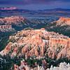 """Pastel Sunset at Bryce Canyon"""