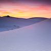"""Monahans Sunrise"" - sand dunes at Monahans Sandhills State Park, Texas"