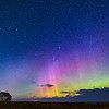 """""""All Alone with the Aurora"""" - Montana"""