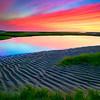 Sunset at Paine's Creek Beach & Landing