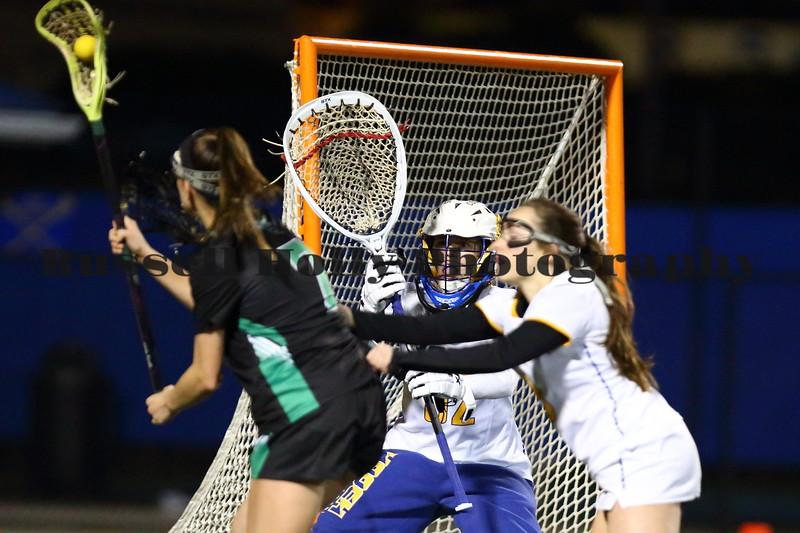 Chattahoochee HS Varsity Girls Lacrosse vs Roswell HS; February 25, 2019