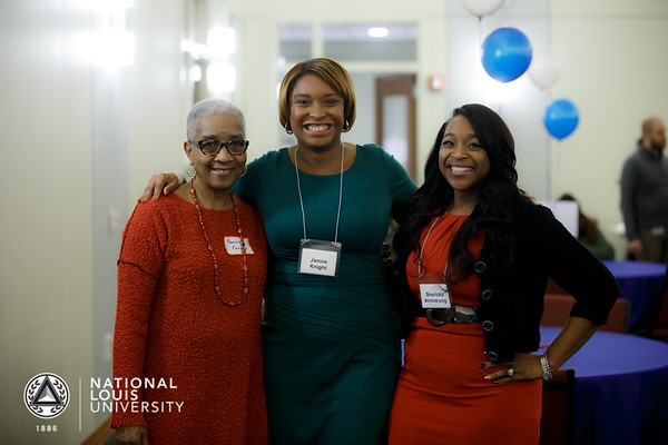 Open House - Alumni Speaker Event   February 1, 2017   College of Professional Studies and Advancement