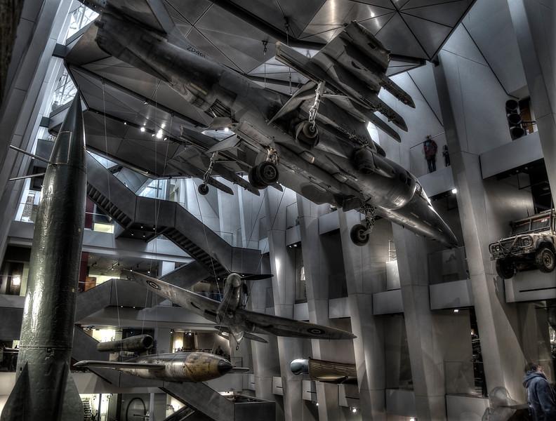 IWM interior