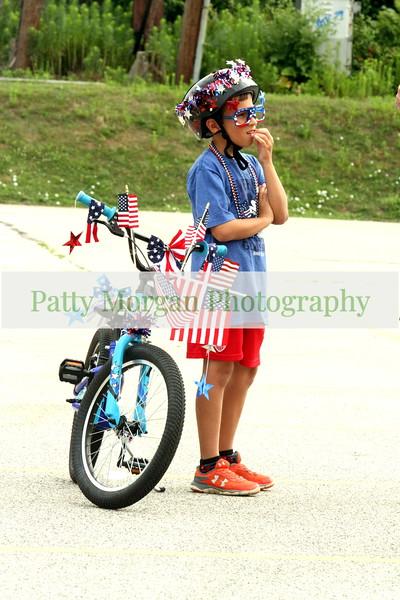 Oreland 4th of July Parade 7/4/16
