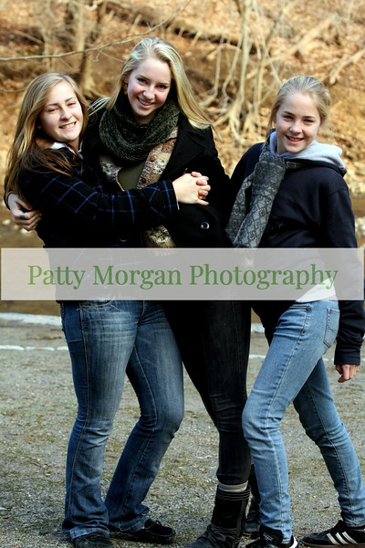 Morgan Girls 12/30/2012
