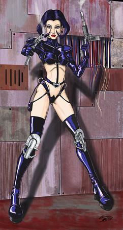 Aeon Flux~01