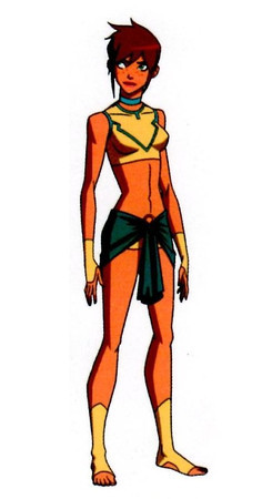 Aquagirl Tula