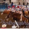 Cody, Wyoming PRCA Rodeo act. July 2014