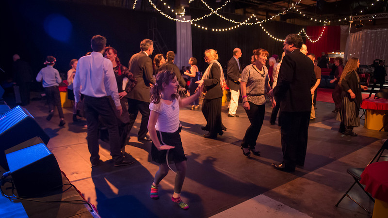 Open Space Inaugeral Ball 01-20-2013
