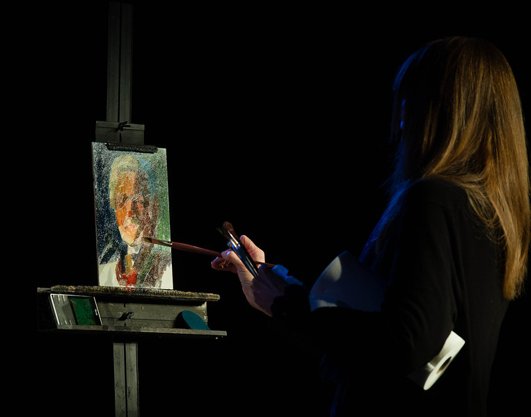 Open Space Brush Notes II Pam Ingalls & Daryl Redeker