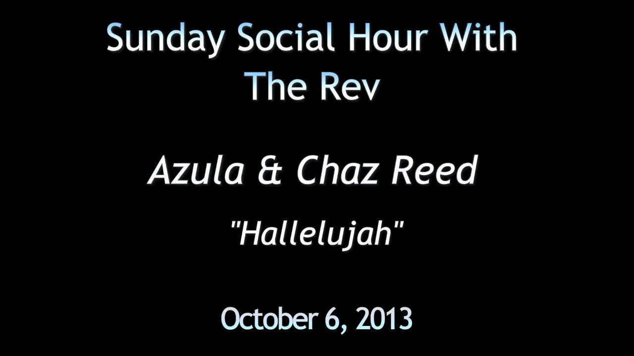 Azula & Chaz Reed Hallelujah redo