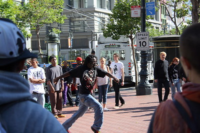 The Street Dancer