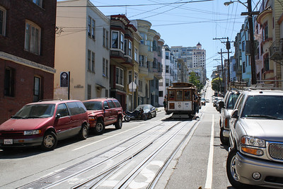 Here Comes the Cable Car
