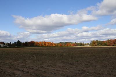 Autumn in East Windsor, Connecticut
