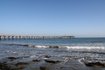 The Pier in Norther Calfornia