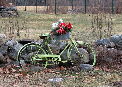 A Bike in New Hartford